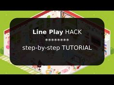 How to use Line Play HACK for free! [ tutorial ] - YouTube