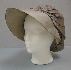 Silk cap 1810-35
