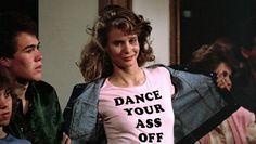 Footloose - Dance Your Ass Off / Feminina - Cutscene - Compre em… Footloose Quotes, Ariel Footloose, Footloose Movie, Footloose Dance, Footloose 2011, Dance Movies, 80s Movies, Iconic Movies, Good Movies