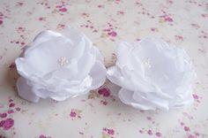 Flores de Cabelo para Noiva - Paire Parfait