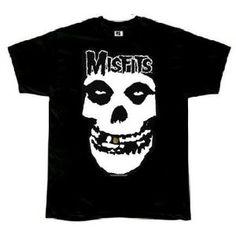 Misfits 'Gold Grill' Fiend Skull black t-shirt (Apparel)  http://www.picter.org/?p=B001QIGT78