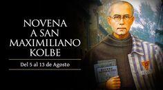 Novena a San Maximiliano Kolbe