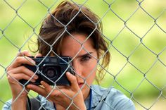 Jennifer Conelly with Leica