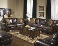 Brown Leather Couch Pillows | Spydelhi.gencook.com | Ideas for the ...