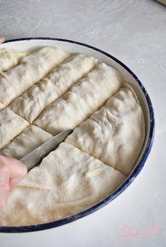 Bulgarian Bread Recipe, Serbian Recipes, Bulgarian Recipes, My Recipes, Dessert Recipes, Cooking Recipes, Desserts, My Favorite Food, Favorite Recipes