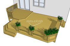 Free deck plans 2LF2016