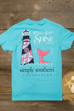 1975ceb83 Let you light SHINE / Simply Southern. So excited - I finally got this shirt