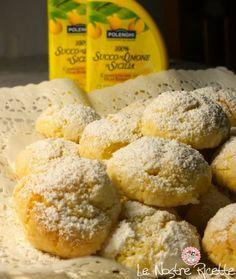 Le nostre Ricette: Biscotti al limone