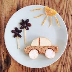 dried mango, raisins, apples, toast, coconut marshmallows
