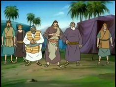 Josue en la Batalla de Jerico. | Películas Cristianas