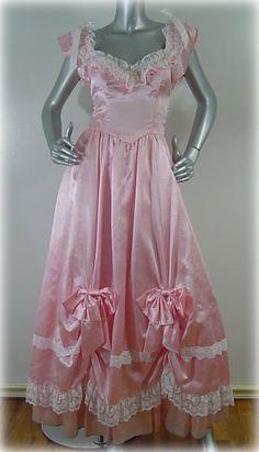 Gunne Sax - Jessica McClintock dresses for prom.