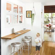 Impressive mid-century house renovation