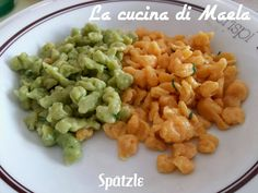 La cucina di Maela: Spätzle (gnocchetti tirolesi)