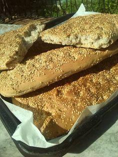 Apriti Sesamo - Cucina greca e non solo: Lagana, un pane speciale!