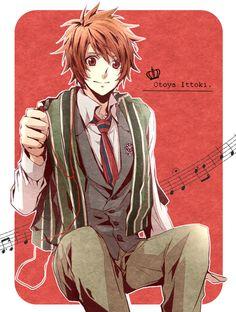 Otoya♪ - uta-no-prince-sama Fan Art, I love him so much