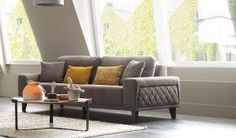 Eryaman Karbeyaz Halı Yıkama Decor, Furniture, Home, Love Seat, Sofa, Couch