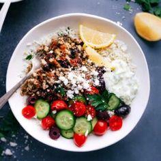 Roasted Sweet Potatoes | Chelsea's Messy Apron Greek Couscous Salad, Chickpea Salad, Quinoa, Chicken Chowder, Corn Chowder, Corn Chicken, Chicken Chili, Broccoli Potato Soup, Vegetarian Shepherds Pie