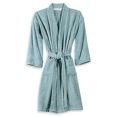 A soft robe is a wonderful reminder of home, and a big help for dorms with shared bathrooms.