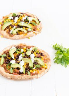 Fresh & Easy: Mexicaanse tostada's - Uit Pauline's Keuken