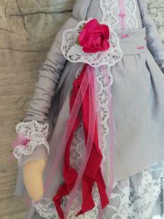 Купить Куклы Тильды - фуксия, куколка, кукла Тильда, кукла в подарок, куклы и игрушки, куклы