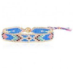 Les Cleias Rio Beads - Azure $29.95