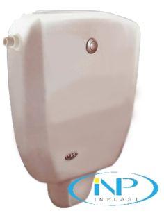 Cisterna De Pared Descarga Controlada 12 Litros Inplast Gtia - $ 990,00 en Mercado Libre