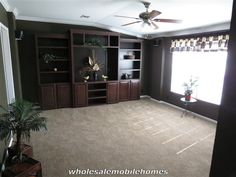 Shop New Mobile Homes Palm Harbor Homes, Mobile Homes For Sale, Kingston, Home Buying, Country Style, Pecan, Ideal Home, Home Improvement, New Homes