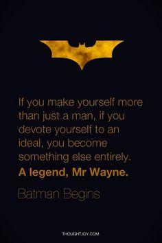 'Batman': Most Memorable Quotes From the Superhero. Best Quotes From Batman Dark Knight Trilogy That Will Motivate You. Batman Begins Quotes, Batman Dark Knight Trilogy, I Am Batman, Batman Art, Batman Robin, Funny Batman, Batman Stuff, Batman Superhero, Superhero Facts, Deadpool Art, Batman Poster