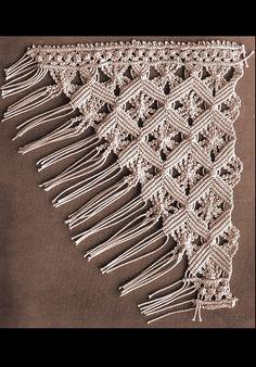 Macramé: Legacy Patterns From the Early 1900's por MacrameBottles
