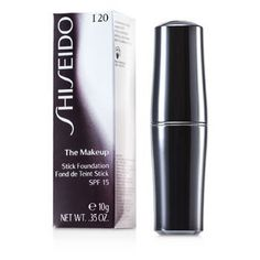 Shiseido The Makeup Stick SPF 15  I20 Natural Light Ivory Foundation for Women 035 Ounce *** Learn more by visiting the image link. (Note:Amazon affiliate link)