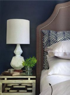 Take a chance - wow guests with an unexpected wall color
