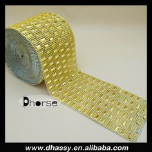 Plastic Rhinestone Mesh Roll, Plastic Rhinestone Mesh Roll direct from Guangzhou Dhorse Garment Accessory Firm in China (Mainland)