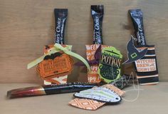 Witches Brew | Stampin\' Up! | Festive Phrases | Labels to Love | Merry Cafe | Spooky Cafe #literallymyjoy #halloween #instantcoffee #adulttreats #coffeecupspockets #TrickOrTreat #stampinblends #bat #spiderweb #witchhat #caldron #SpookyNightDSP #2017HolidayCatalog #20172018AnnualCatalog