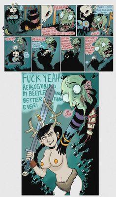Ten Deadly Tasks Page 39 - Ten Deadly Tasks Comic Books, Artists, Comics, Cover, Cartoons, Cartoons, Comic, Comic Book, Comics And Cartoons