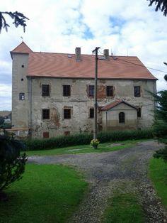 Tvrz (zámek) Příseka in Brtnice, Kraj Vysočina