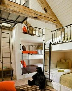 would be awesome in the guest house at the lake?!