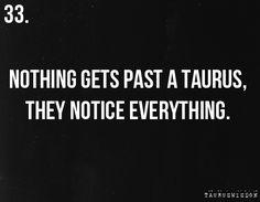 taurus wisdom