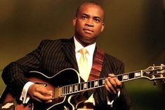 Russell Malone - Nov. 8, 1963 -Guitar