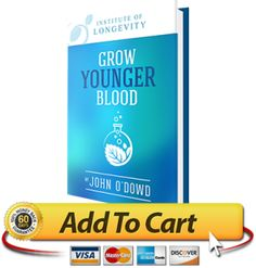 Grow Younger Blood Reviews - Is Dr. Holly Lucille Scam?