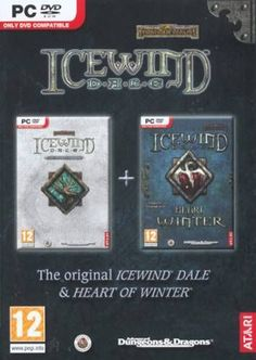 Icewind Dale with Heart of Winter Expansion (PC)