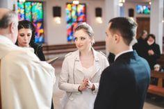 reportaż z ceremonii w kościele - profesjonalne zdjęcia ślubne Rzeszów