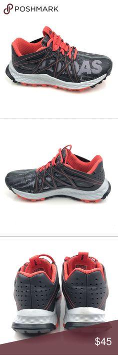 eadb027815e93 Adidas Vigor Bounce B42767 Trail Running Shoes Adidas Vigor Bounce B42767  Gray Trail Running Shoes Size