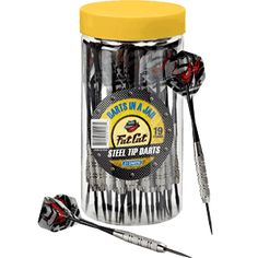It also has the ability to introduce the subject matter to you and give you a rough picture of what exactly to expect out of these products. Best Darts, Dart Set, Jar Packaging, Dart Board, Fat Cats, Nickel Silver, Viper, Cool Things To Buy, Pink Ladies