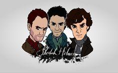 sherlocks (elementary, Sherlock Holmes, Sherlock)