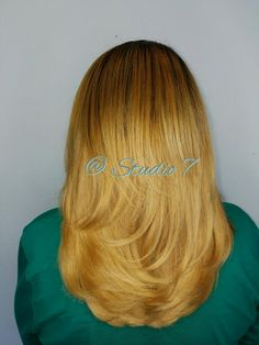 Hair creations, colored hair,  awesome hair, studio 7, blonde, bone sombré, sombre, sombré, blonde hair, shadow root, gorgeous, blow out