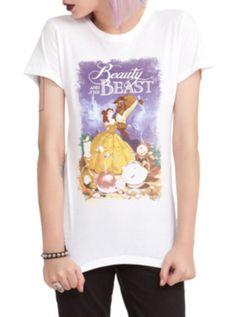 Beauty and The Beast- Dance Scene Girls T-Shirt