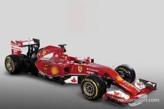 Ferrari F14 T for the 2014 season