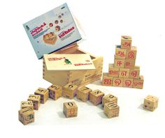 Tamil Alphabet (Vowels & Numbers) wooden blocks beautifully crafted with high quality printing and child safety that will immediately attract a child. Parents will fall in love with these cubes! So smooth & Colourful