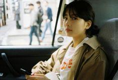 Image about style in missa suzy by yriiiii on We Heart It Bae Suzy, Film Aesthetic, Aesthetic Girl, We Run The World, Girl Film, We Heart It, Film Images, Soyeon, Film Stills