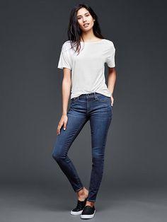 1969 hybrid legging jean Product Image